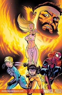 Hercules #125 Cover
